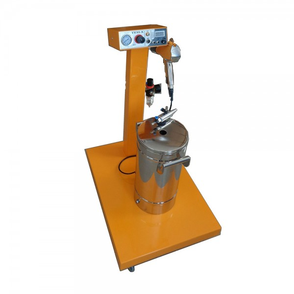 Установка напыления TESLA MINI 10 (с баком 10 литров)