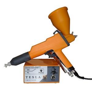 Пистолет-распылитель для порошковой окраски TESLA IMPULS